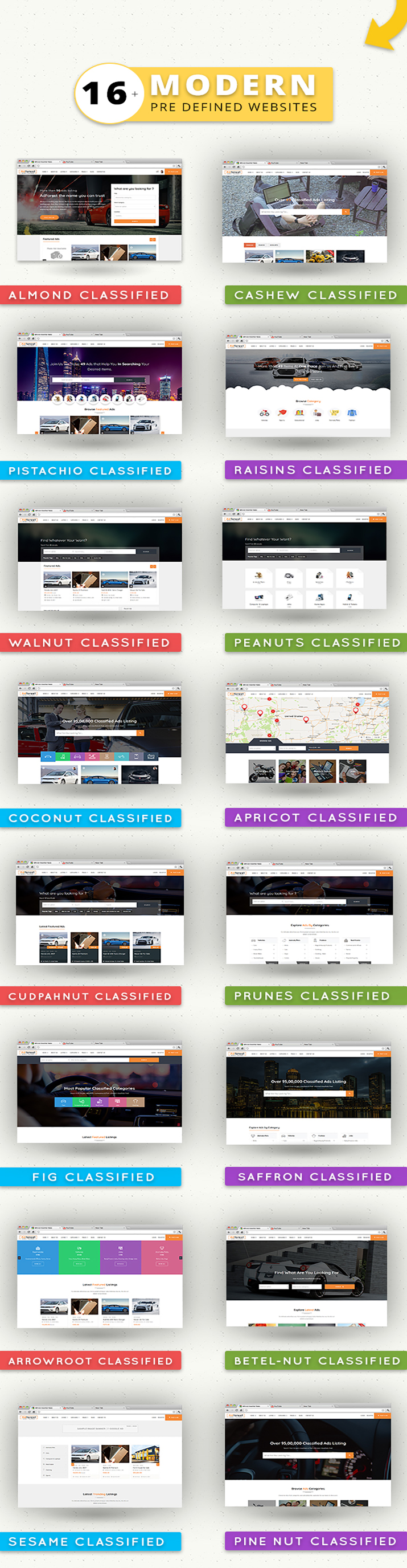 adforest-classifieds-theme-demos